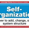 Leverage Points - Self-Organization