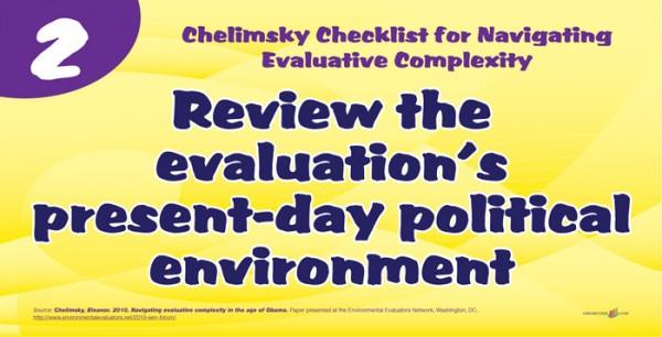 Chelminsky Checklist - Review the Evaluation