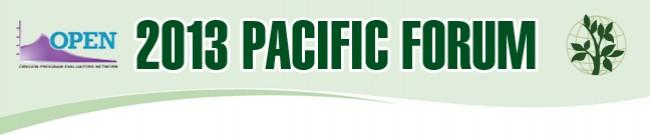 2013 EEN Pacific Forum