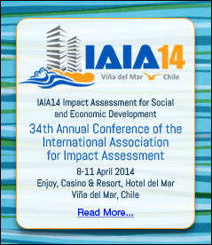 IAIA14 Impact Assessment for Social and Economic Development