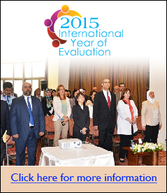2015 International Year of Evaluation