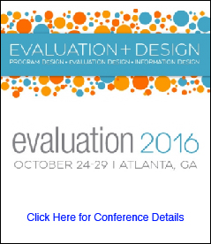 AEA Evaluation 2016