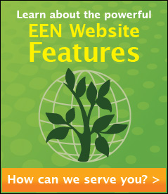 EEN Website Features